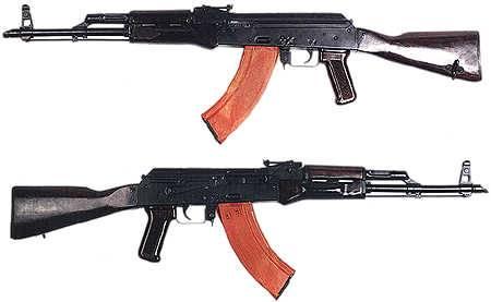 AKM (7.62 X 39)