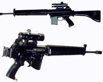 HOWA-ARMALITE AR18 (.5'56x45mm NATO).