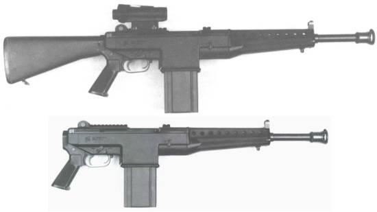 AAI CAWS (.12-Gauge Flechette).