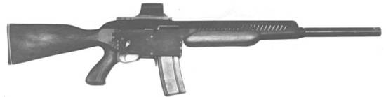 AAI SBR (4.32mm-Flechette).