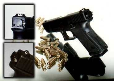 SELECT FIRE GLOCK 19 CONVERTED WITH DROP IN DEVICE