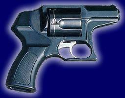 KPB U94-TS Russian revolver