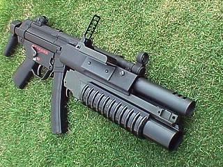 HK MP5-E0D