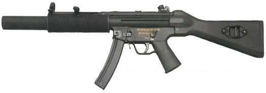 HK MP5SD5