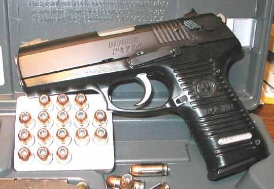 Ruger P97 DC