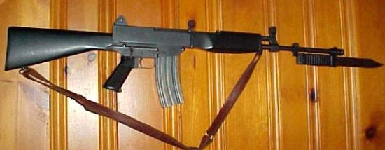 Bushmaster Prototype