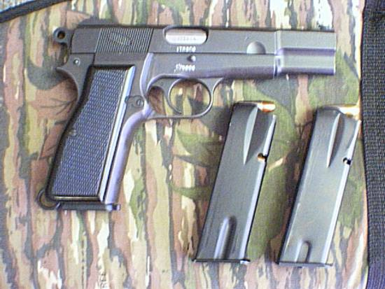 Browning Inglis Hi Power