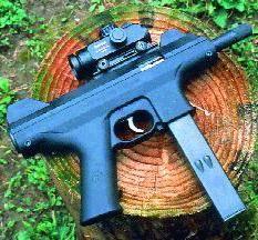 THOR-STORM Pistol
