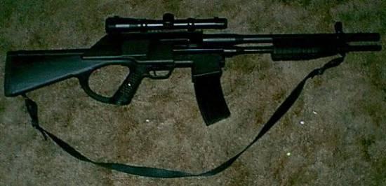 CrossFire MK-1