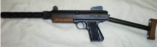 Wilkinson Arms Linda Pistol