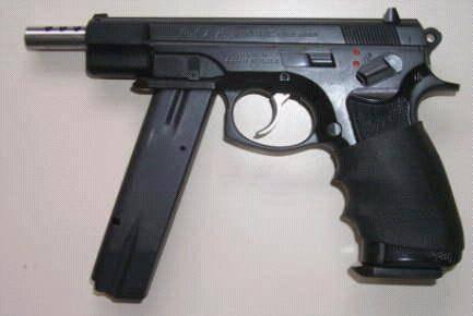 CZ 75 Select Fire
