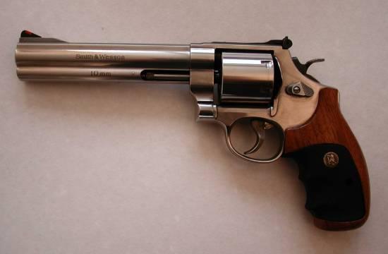 S&W 610 10mm Revolver