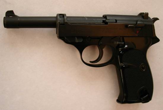 Walther P38 P1 .22LR