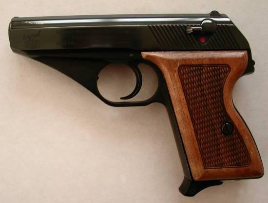 Mauser HSC Pistol .32ACP