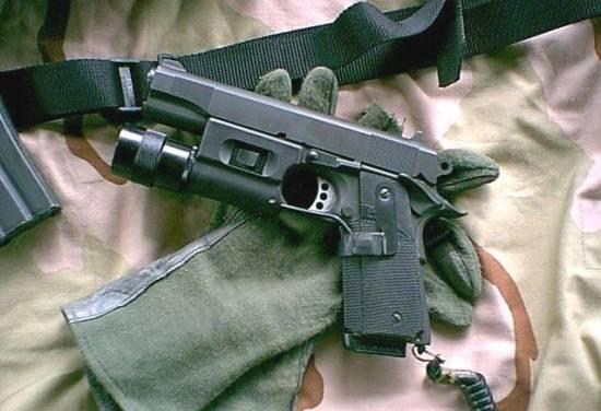 USMC MEU (SOC) M1911 Pistol