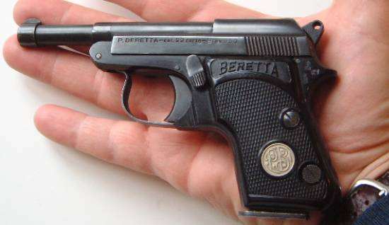 Beretta 950 .22 Corto