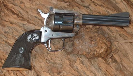 Colt New Frontier .22LR 4 3/4