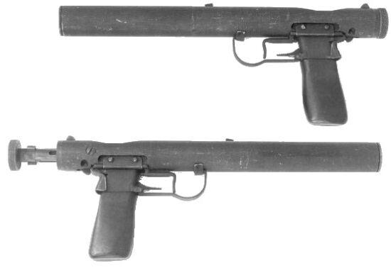 Welrod Pistol
