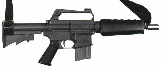 LA FRANCE M16K