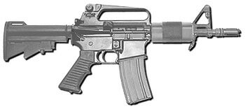 Olympic Arms K23-B