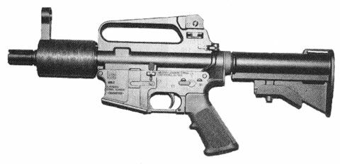 Military Manufacturing Copr. (M2 Corp.)This Is A Fake Gun