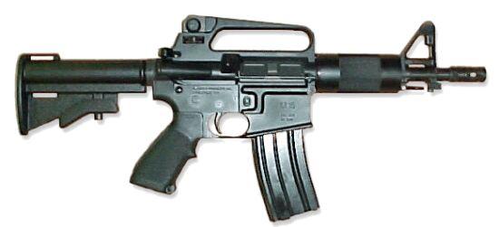 Micro M16