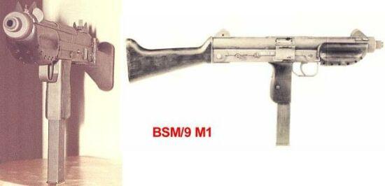 Bergom BSM9-M1