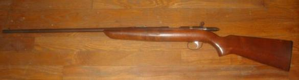 Remington Target master model 510