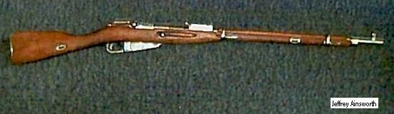 Mosin-Nagent Non-carbine