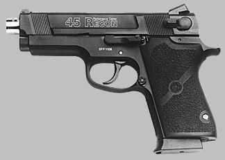 S&W .45 Recon