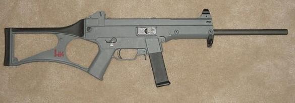 HK USC .45 Carbine
