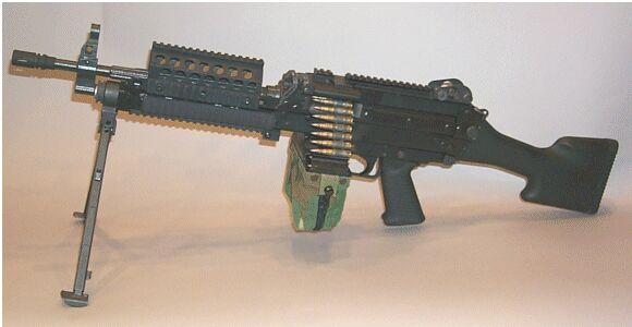 FN MK46 Model 0