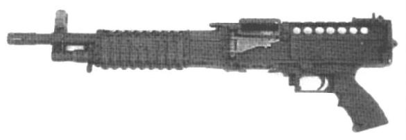 Ares (Stoner) Model 86 Light Machinegun