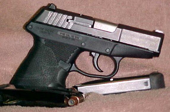 Kel-Tec P40
