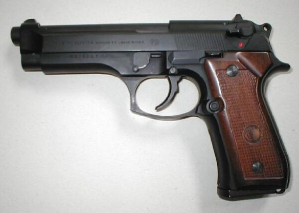Beretta 92F Early Model
