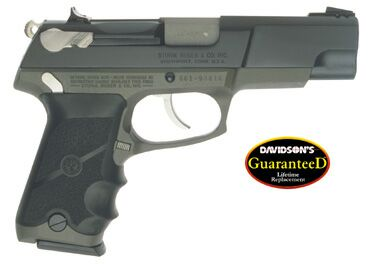Ruger P90th, 2-tone, cal. 45
