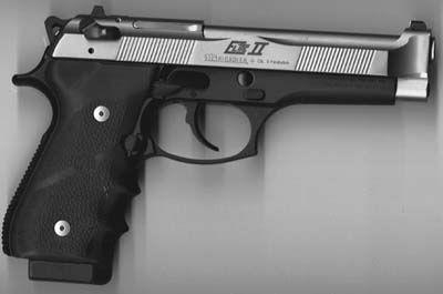 Beretta 92G Elite 2