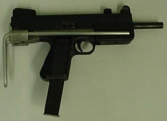 Firefly 9mm SMG