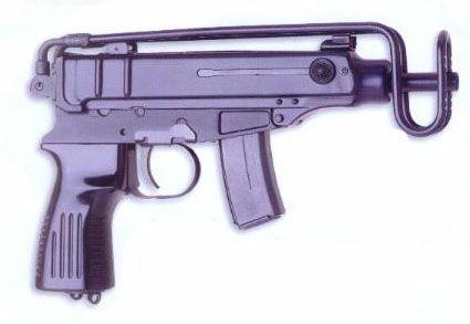 Skorpion CZ-91