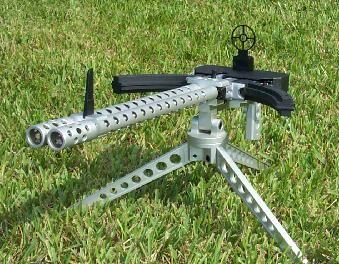 Ruger 10/22 gatling gun