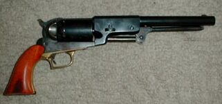 Colt Walker black powder, .44 cal. 1847