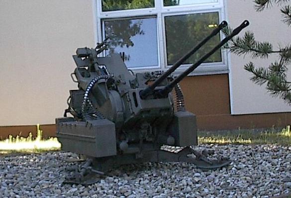 Zwilling flak 20mm
