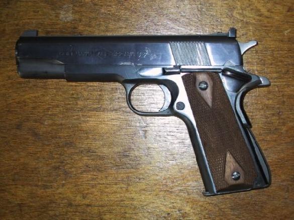 Colt ACE .22lr pistol