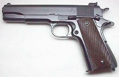 Colt Service Model ACE 1911A1 .22LR