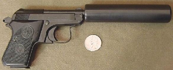 Beretta 950 Jetfire .22 short