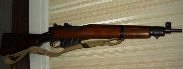 ENFIELD NO4 MK1 1944 ROF (FAZ) .303
