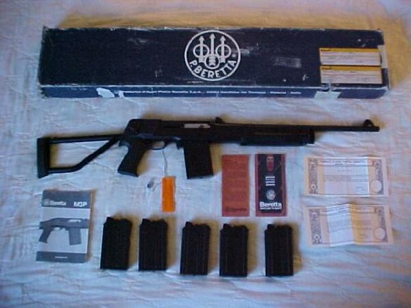 Beretta M3P