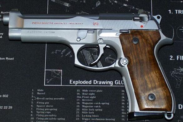 Beretta 96 Special