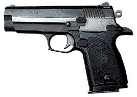 Model 45 Firestar Pistol