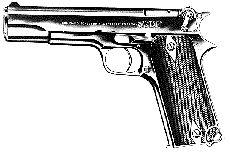 Star Model 1920 Military